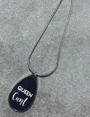 Queen Cunt Necklace