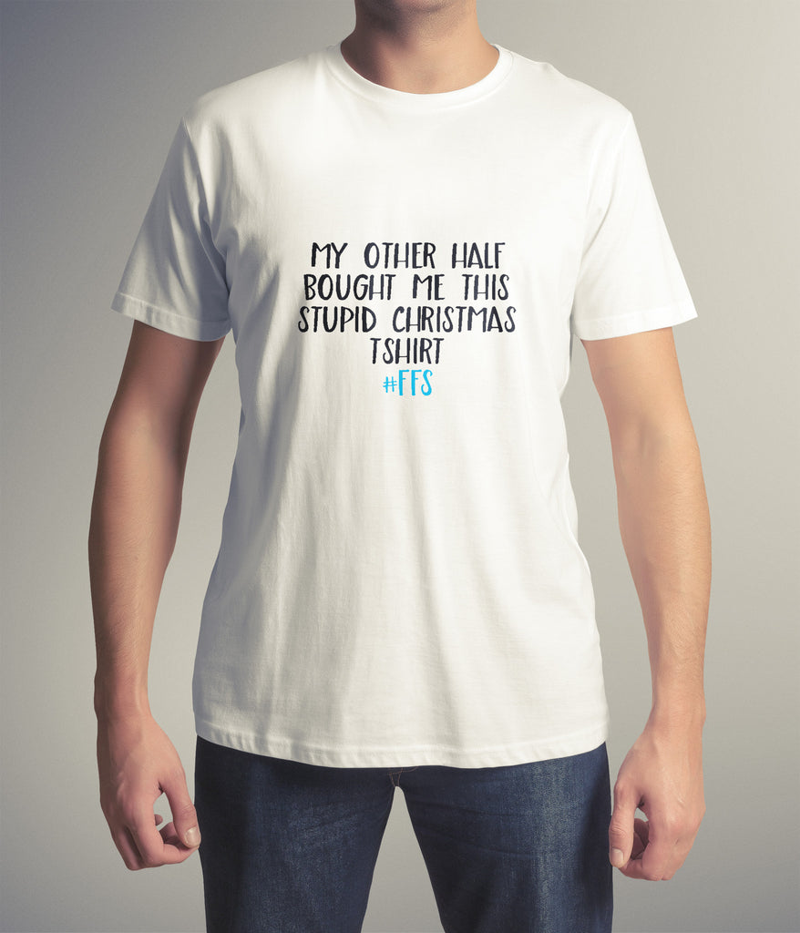 Stupid Christmas Shirt Men's Tshirt