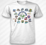 2016 Coastal Plain League Team Performance Shirt