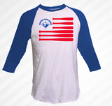 Baseball Cut American Pride Shirt