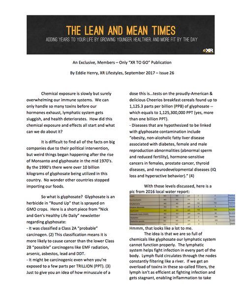 The Lean and Mean Times - Issue 26