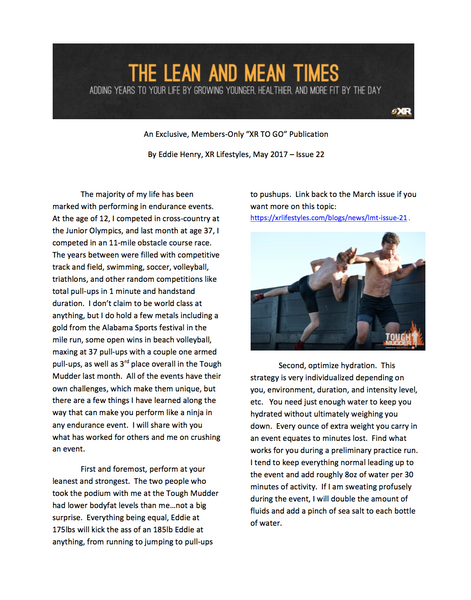 Lean and Mean Times - Issue 22