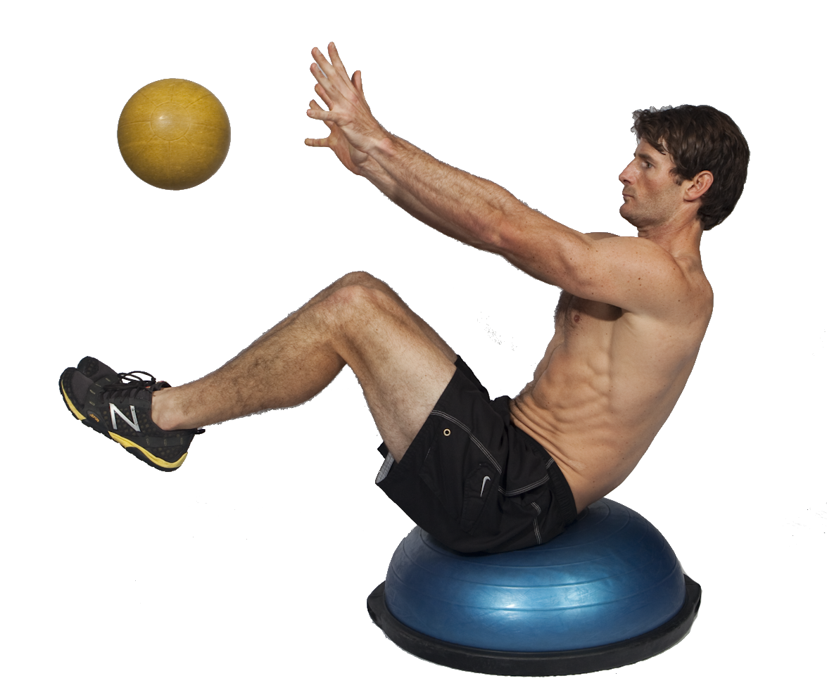 Bosu Ball Side Jumps: Alternate Exercises