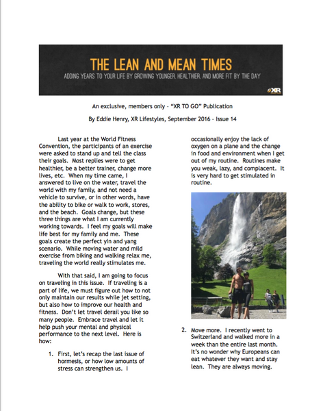 Lean and Mean Times - Issue 14