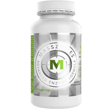 MassZymes - Digestive Enzymes For Better Digestion, 250 Capsules (BiOptimizers)