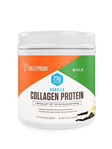 Bulletproof - Vanilla Collagen Protein
