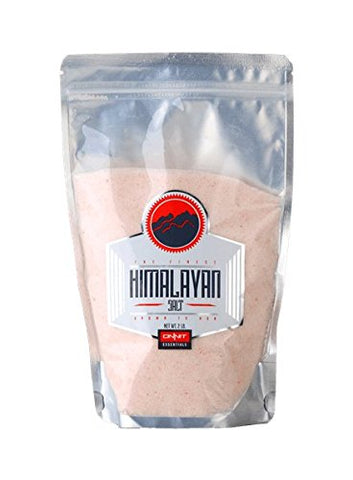 Onnit Pink Himalayan Salt - 2lb Bag (768 Servings)