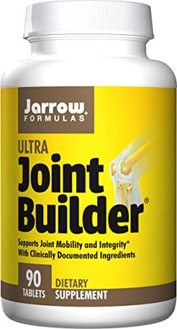 Jarrow Formulas Ultra Joint Builder, Supports Joint Mobility and Integrity,90 Easy-Solv Tabs