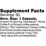 Bulletproof Neuromaster, Supports Memory and Focus (30 Capsules)