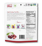 Fruit Bliss Organic Fruit Snacks, Juicy Tart Cherries, 4 oz (3 Pack)