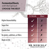 Dr. Mercola Fermented Beets with Vinegar