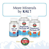 KAL® Bone Meal Powder | Sterilized & Edible Supplement Rich in Calcium, Phosphorus, Magnesium | for Bones, Teeth, Nerves, Muscular Function | 16 oz