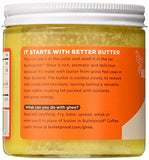 Bulletproof Grass-Fed Ghee, Quality Fat from Pasture-Raised Cows (13.5 Ounces)