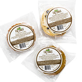 Fat Snax Cookies Variety Pack - Keto, Low Carb, and Sugar Free (6-pack (12 cookies))