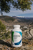 Kion Flex | Supports Joint Comfort, Mobility & Flexibility, and Bone Health | Contains Glucosamine, Chondroitin, Cherry Juice, Ginger, Turmeric, Goat Milk Whey, and More | 30 Servings