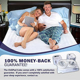 Cal King ChiliPad Cube - Dual Zone - Heating and Cooling Pad - Fits Your Existing Mattress, Delivers Precise Temperature Control, and Creates the Perfect Sleep Environment