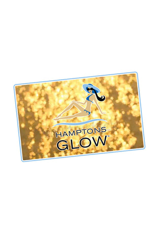 Hamptons Glow Gift Card $50
