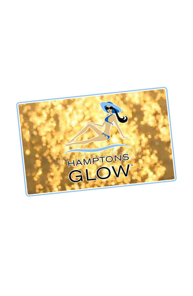 Hamptons Glow Gift Card $100