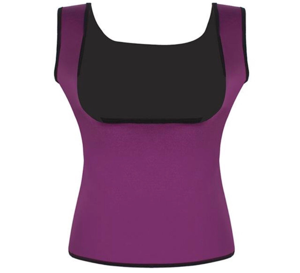 Slimming Sweat Tank Top