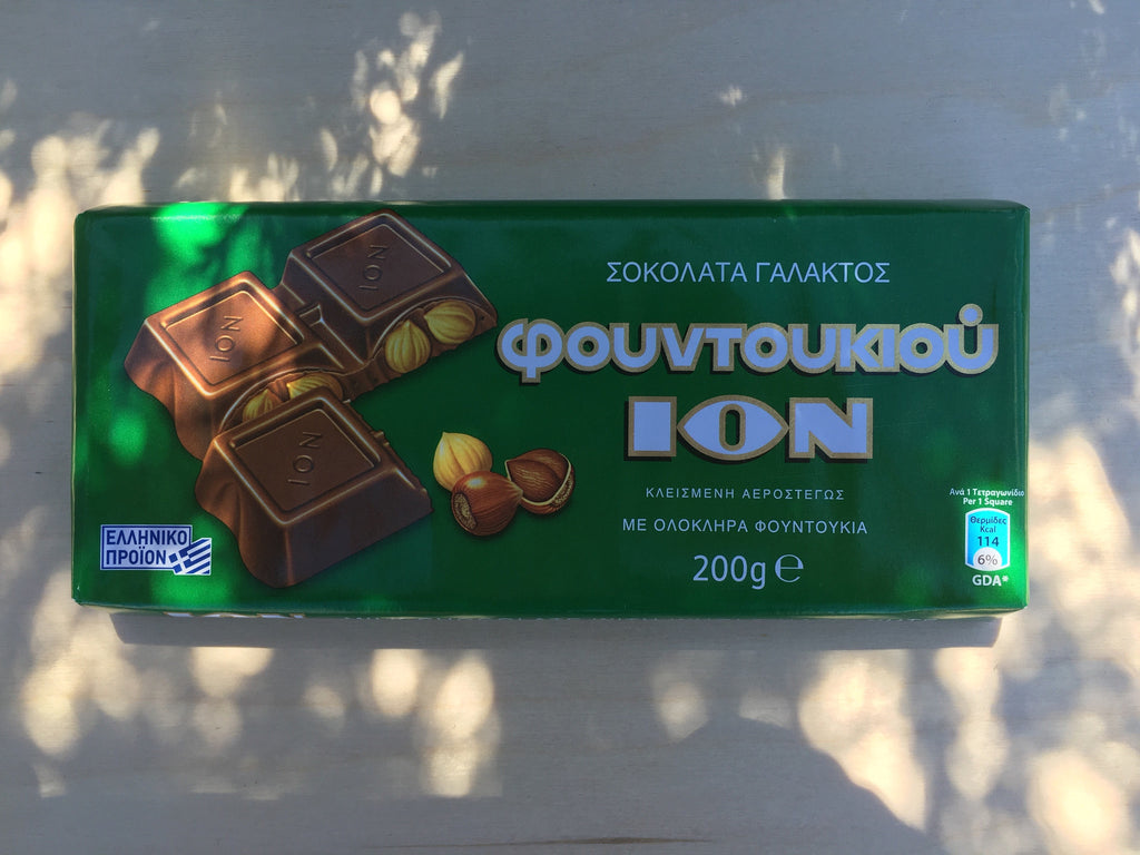 Ion hazelnut chocolate