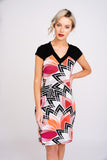 1 2478 Art Deco Dress