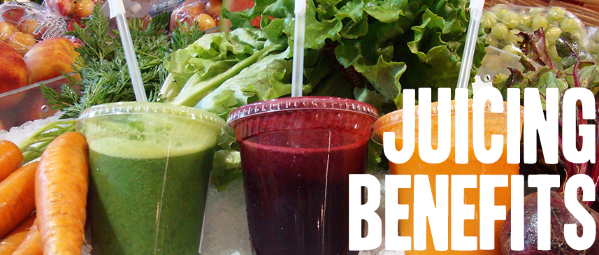 Healthy Benefits of Juicing