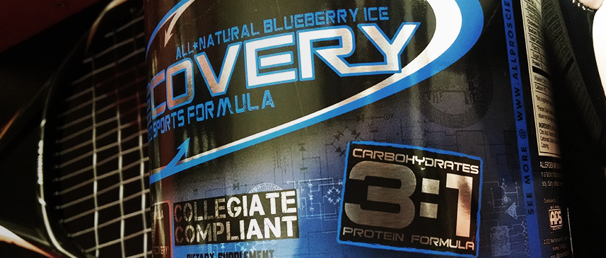 All Pro Science Complete Recovery 3:1 Formula for athletes