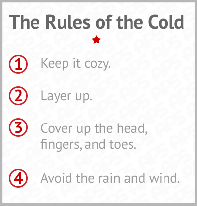 The Rules of the Cold