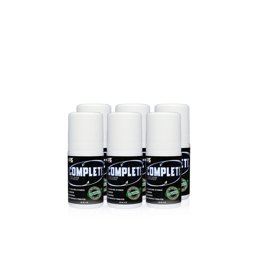 Complete Relief Roll-On Case (6)
