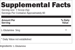 Pure Glutamine - APS  - 2