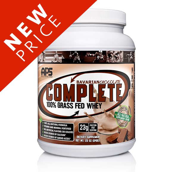 100% Grass Fed Whey - Chocolate