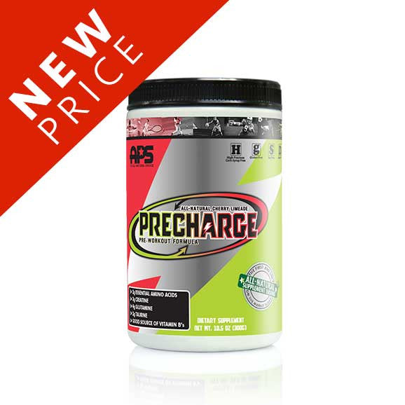 PreCharge- Cherry Limeade