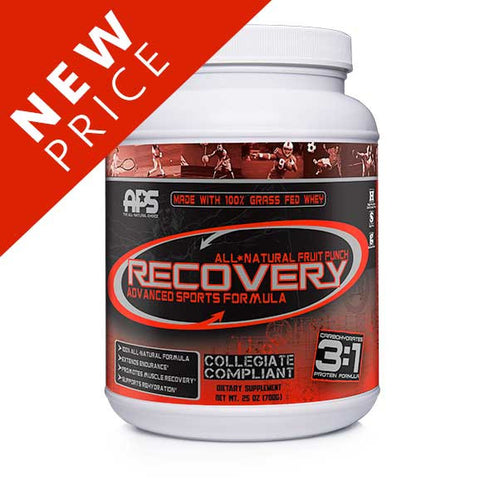 Recovery- Fruit Punch