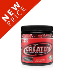 100% Pure Micronized Creatine