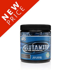 100% Pure Micronized Glutamine