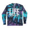 Life Volleyball Long Sleeve Tee Shirt