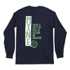 Court Chat Mine Volleyball Long Sleeve Tee Shirt