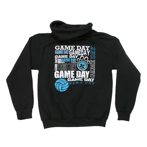 Game Day Volleyball Hoodie