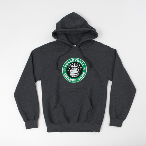 Grande Game Volleyball Hoodie