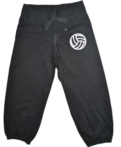 Boxercraft Volleyball Capri Sweatpants (Youth Sizes)