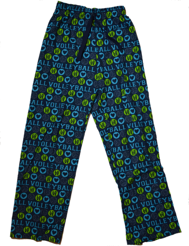 Volleyball Youth Pajama Pants