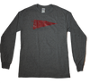 Volleyball Flag Long Sleeve T-Shirt