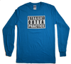 Straight Outta Practice Volleyball Long Sleeve Tee Shirt