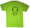 Volley Head Jerry Short Sleeve T-Shirt