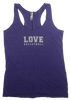 Jungle Love Volleyball Tank