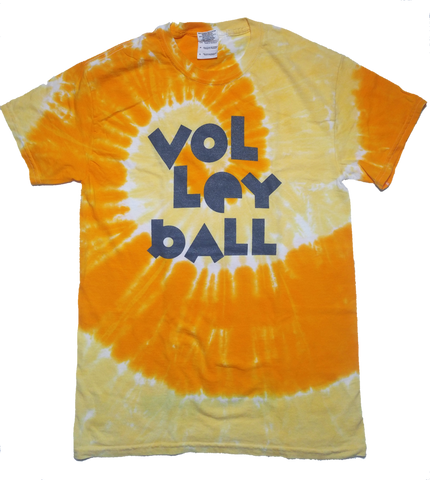 Friday Special Tie Dye Volleyball Shirt