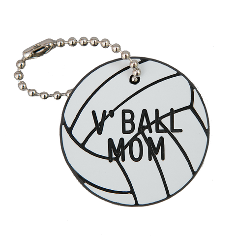 Volleyball Keychain-Bagtag