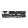 Wide Volleyball Position Headband