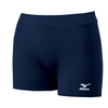 Mizuno Core Flat Front Volleyball Spandex Short