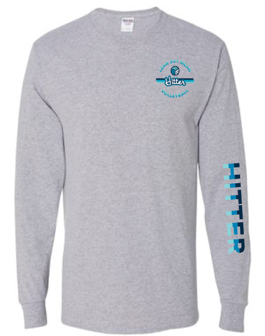 Camden Hitter Long Sleeve Tee